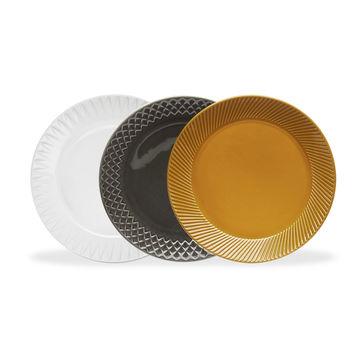 Sagaform - Coffee - talerze deserowe - średnica: 20 cm
