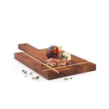 Zassenhaus - Orzech - deska do serwowania - wymiary: 38 x 17,5 cm