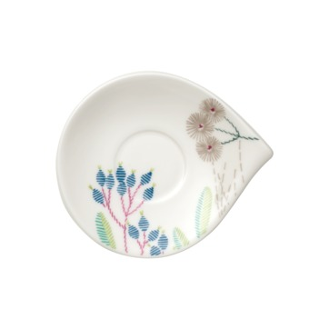 Villeroy & Boch - Flow Couture - spodek do filiżanki do espresso - wymiary: 14 x 12 cm