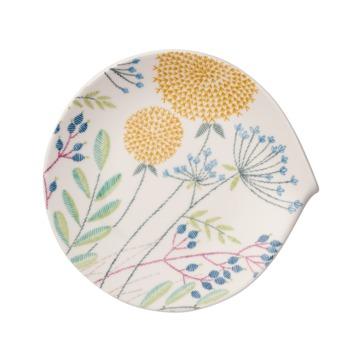 Villeroy & Boch - Flow Couture - talerz sałatkowy - wymiary: 23 x 22 cm