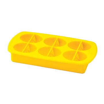 MSC - foremka do lodu - cząstki cytrusów - wymiary: 21 x 10,5 x 3,5 cm