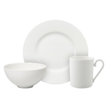 Villeroy & Boch - Royal - zestaw śniadaniowy - 6 elementów; dla 2 osób