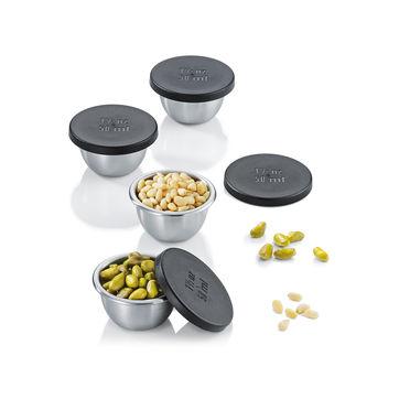 Küchenprofi - 4 pojemniczki