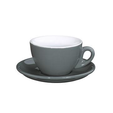 Cilio - Roma - filiżanka do cappuccino ze spodkiem - pojemność: 0,1 l
