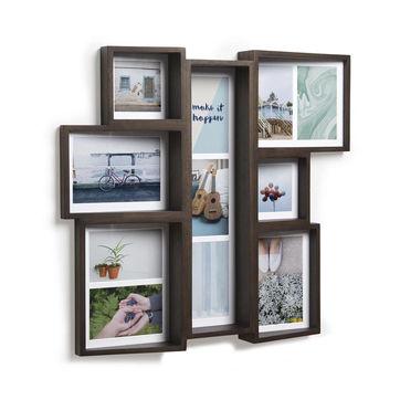 Umbra - Edge - ramka na zdjęcia - wymiary: 58 x 53 x 6,5 cm
