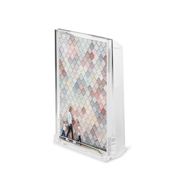 Umbra - Optic - organizer na biurko - wymiary: 11,5 x 16,5 x 6,5 cm