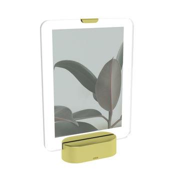 Umbra - Glo - podświetlana ramka na zdjęcia - wymiary: 13 x 18 cm