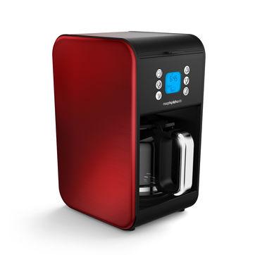 Morphy Richards - New Accents - przelewowy ekspres do kawy - pojemność: 1,8 l