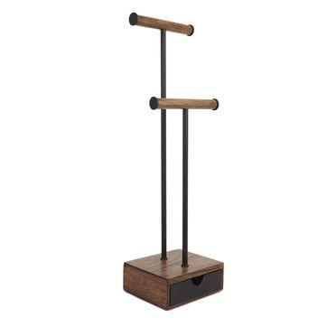 Umbra - Pillar - stojak na biżuterię - wymiary: 15 x 12,5 x 53,5 cm