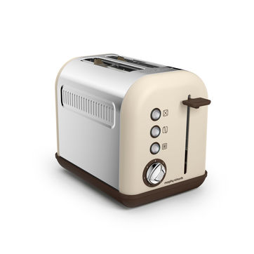 Morphy Richards - Accents Special Edition - toster - na 2 kromki
