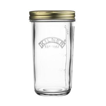 Kilner - Wide Mouth Preserve Jar - słój do wekowania - pojemność: 0,5 l