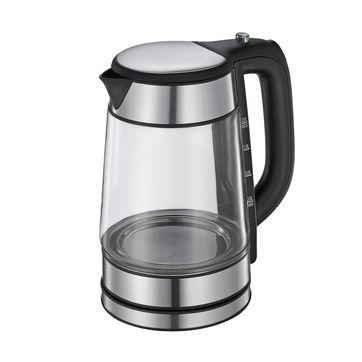Cilio - Vesuvio - szklany czajnik elektryczny - pojemność: 2,0 l