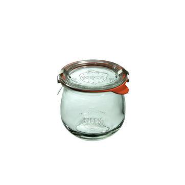 Weck - Tulpe - słój do wekowania - pojemność: 0,37 l