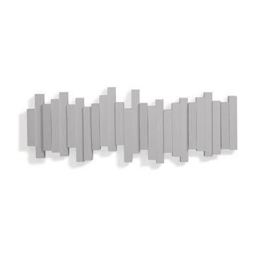 Umbra - Sticks - wieszak ścienny z wysuwanymi uchwytami - 5 uchwytów