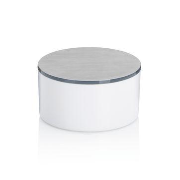 Kela - Tilda - pojemnik kosmetyczny z lusterkiem - średnica: 13,5 cm