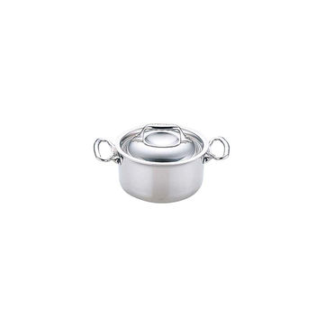 De Buyer - Affinity - mini-garnek z pokrywką - średnica: 9 cm