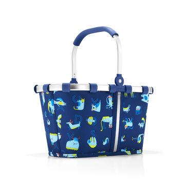 Reisenthel - carrybag XS kids - koszyki dla dzieci - wymiary: 33,5 x 18 x 19,5 cm