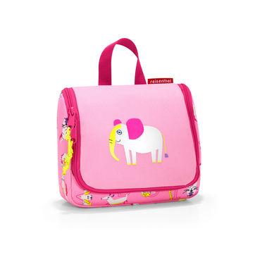 Reisenthel - toiletbag S kids - kosmetyczki dla dzieci - wymiary: 18,5 x 16 x 7 cm