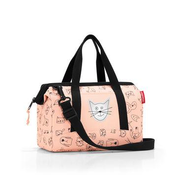 Reisenthel - allrounder xs kids - torba dla dzieci - wymiary: 27 x 21 x 12 cm
