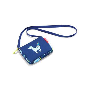Reisenthel - itbags kids - torebka dla dzieci - wymiary: 16 x 12 x 3 cm; odblaskowy element