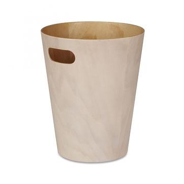 Umbra - Woodrow - kosz na śmieci - pojemność: 7,5 l