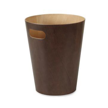 Umbra - Woodrow - kosze na śmieci - pojemność: 7,5 l