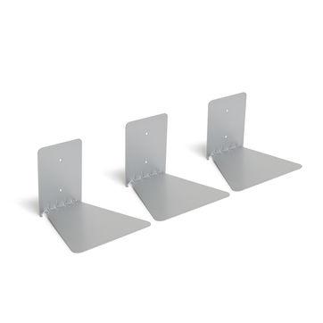 Umbra - Conceal - 3 półki na książki - wymiary: 12,5 x 12,5 x 14 cm