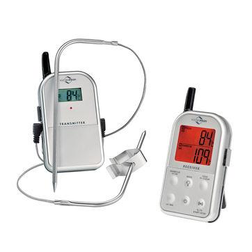 Küchenprofi - Expert BBQ - elektroniczny termometr do mięsa - z nadajnikiem i 2 szpikulcami