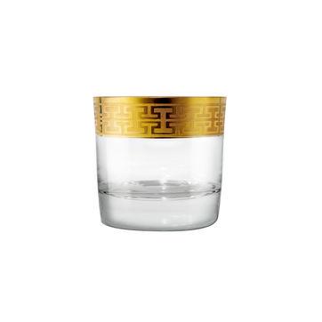 Zwiesel 1872 - Hommage Gold Classic - szklanka do whisky - pojemność: 0,28 l