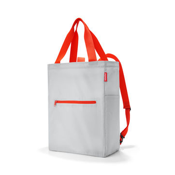 Reisenthel - mini maxi 2-in-1 - torba lub plecak - wymiary: 30,5 x 41 x 15,5 cm