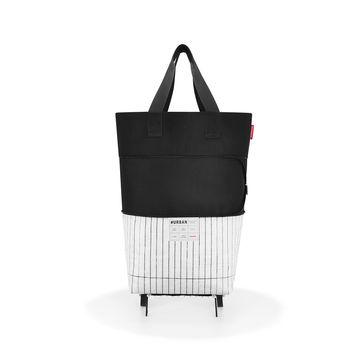 Reisenthel - urban rollbag berlin - wózek lub torba na zakupy - wymiary: 56 x 60 x 26 cm