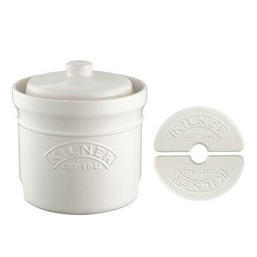 Kilner - naczynie do kiszenia - pojemność: 8,0 l
