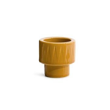 Sagaform - Coffee - kieliszek na jajko lub świecznik na tealight - wysokość: 5,5 cm