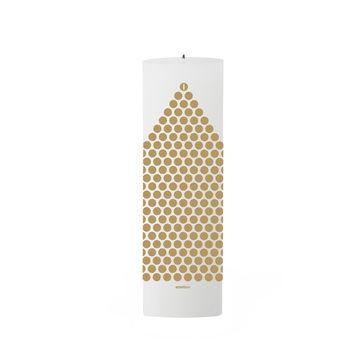 Stelton - Tangle - świeca adwentowa - wysokość: 19,5 cm