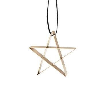 Stelton - Figura - zawieszka gwiazda - wysokość: 6 cm