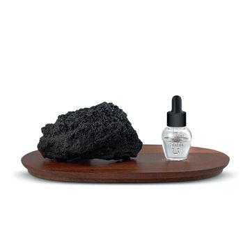 Alessi - Shhh - dyfuzor zapachowy w kamieniu - pojemność: 15 ml; eukaliptus, róża i paczula