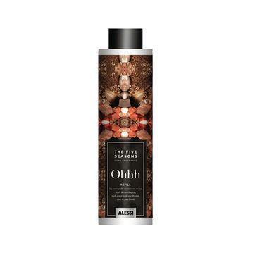 Alessi - Ohhh - olejek zapachowy do dyfuzora - pojemność: 150 ml; aromat dla mężczyzn