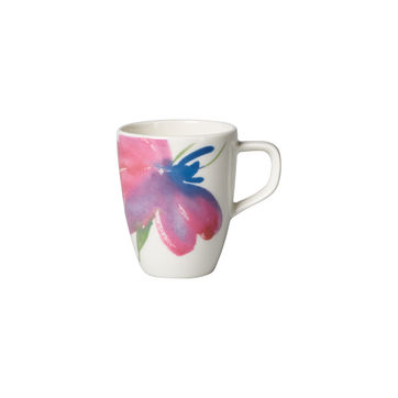 Villeroy & Boch - Artesano Flower Art - filiżanka do espresso - pojemność: 0,1 l