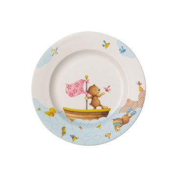 Villeroy & Boch - Happy as a Bear - talerz płaski - średnica: 22 cm