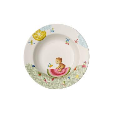 Villeroy & Boch - Hungry as a Bear - talerz głęboki - średnica: 19,5 cm