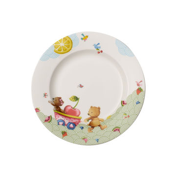 Villeroy & Boch - Hungry as a Bear - talerz płaski - średnica: 22 cm