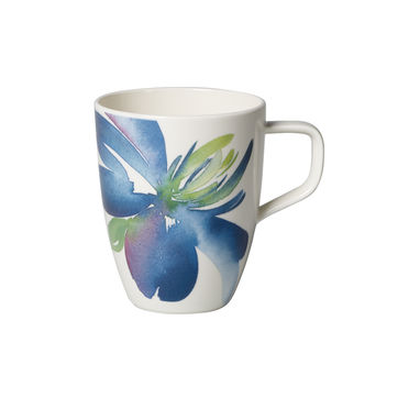 Villeroy & Boch - Artesano Flower Art - kubek - pojemność: 0,38 l