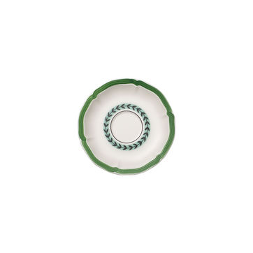 Villeroy & Boch - French Garden Green Line - spodek do filiżanki do espresso - średnica: 13 cm