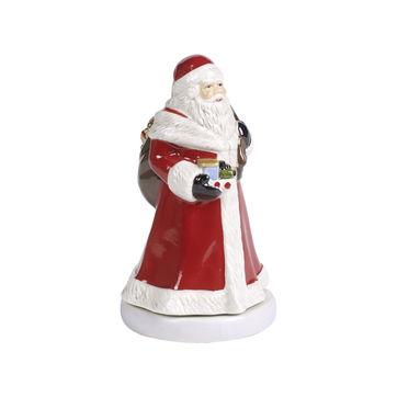 Villeroy & Boch - Nostalgic Melody - pozytywka - Święty Mikołaj - wysokość: 15 cm
