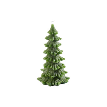 Villeroy & Boch - Christmas Toys 2019 - świeca - choinka - wysokość: 18 cm