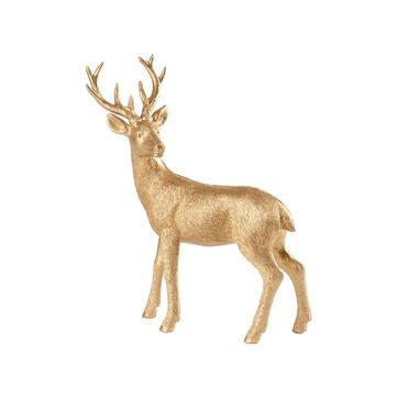 Villeroy & Boch - Christmas Toys 2019 - figurka - jeleń - wysokość: 22 cm