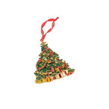 Villeroy & Boch - Christmas Toys 2019 - zawieszka - choinka - wysokość: 10 cm