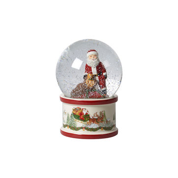 Villeroy & Boch - Christmas Toys - kula śnieżna - wysokość: 17 cm