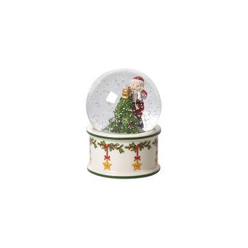 Villeroy & Boch - Christmas Toys - kula śnieżna - wysokość: 9 cm