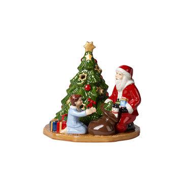Villeroy & Boch - Christmas Toys - lampion - wręczanie prezentów - wymiary: 15 x 14 x 14 cm